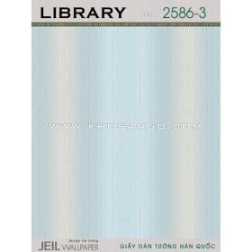 Giấy dán tường LIBRARY 2586-3