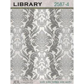 Giấy dán tường LIBRARY 2587-4
