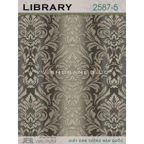 Giấy dán tường LIBRARY 2587-5