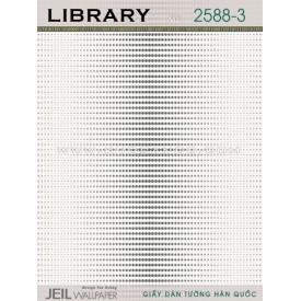 Giấy dán tường LIBRARY 2588-3