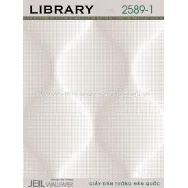 Giấy dán tường LIBRARY 2589-1