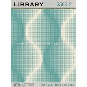 Giấy dán tường LIBRARY 2589-2