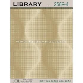 Giấy dán tường LIBRARY 2589-4