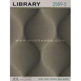 Giấy dán tường LIBRARY 2589-5