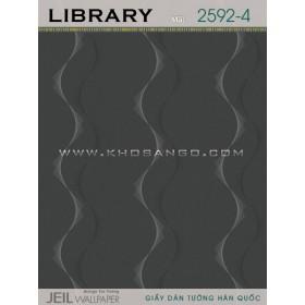 Giấy dán tường LIBRARY 2592-4