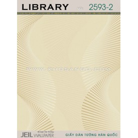 Giấy dán tường LIBRARY 2593-2