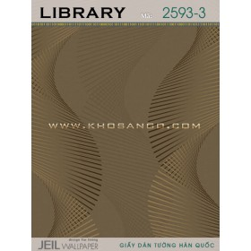 Giấy dán tường LIBRARY 2593-3