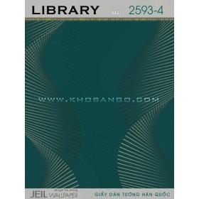 Giấy dán tường LIBRARY 2593-4