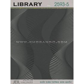 Giấy dán tường LIBRARY 2593-5