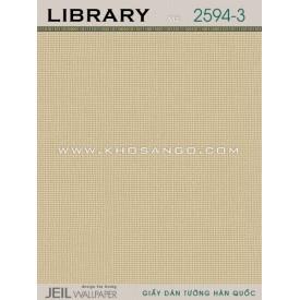 Giấy dán tường LIBRARY 2594-3