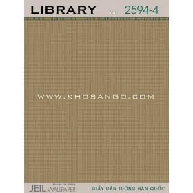 Giấy dán tường LIBRARY 2594-4