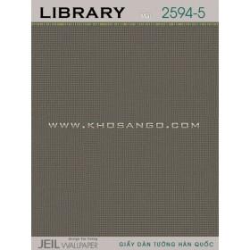 Giấy dán tường LIBRARY 2594-5