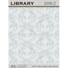 Giấy dán tường LIBRARY 2595-2
