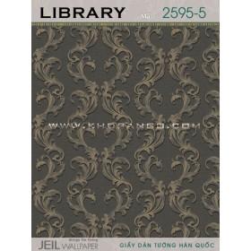 Giấy dán tường LIBRARY 2595-5