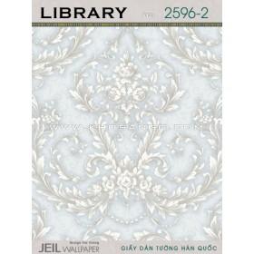 Giấy dán tường LIBRARY 2596-2
