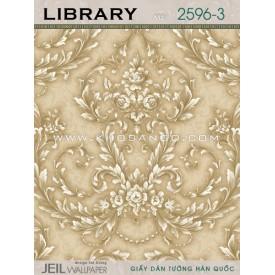 Giấy dán tường LIBRARY 2596-3