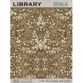 Giấy dán tường LIBRARY 2596-4