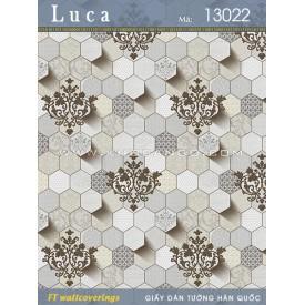 Giấy dán tường Luca 13022