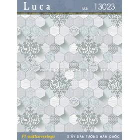 Giấy dán tường Luca 13023