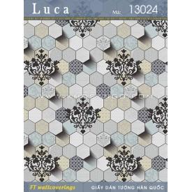 Giấy dán tường Luca 13024