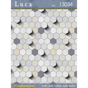 Giấy dán tường Luca 13034
