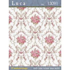 Giấy dán tường Luca 13091