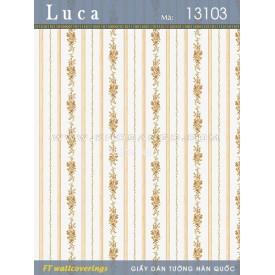 Giấy dán tường Luca 13103