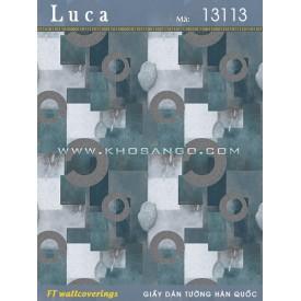 Giấy dán tường Luca 13113