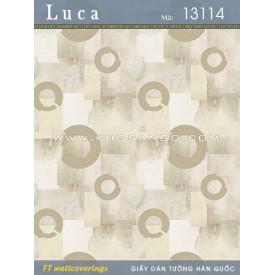 Giấy dán tường Luca 13114