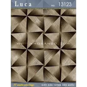 Giấy dán tường Luca 13123