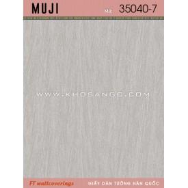Giấy dán tường Muji 35040-7