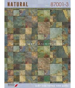 NATURAL Wall Paper 87001-3