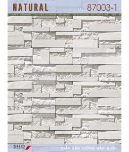 NATURAL Wall Paper 87003-1