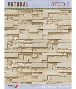 NATURAL Wall Paper 87003-3