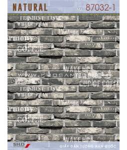 NATURAL Wall Paper 87032-1