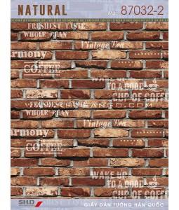 NATURAL Wall Paper 87032-2