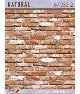 NATURAL Wall Paper 87033-2