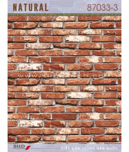 NATURAL Wall Paper 87033-3