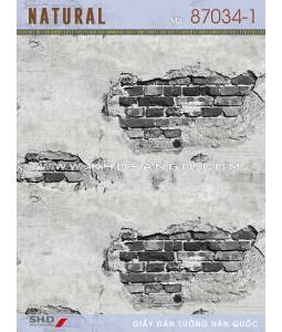NATURAL Wall Paper 87034-1