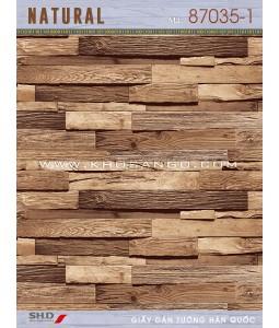 NATURAL Wall Paper 87035-1