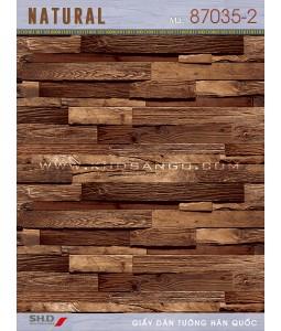 NATURAL Wall Paper 87035-2