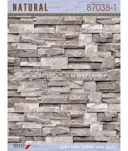 NATURAL Wall Paper 87038-1