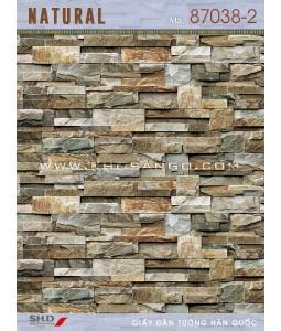NATURAL Wall Paper 87038-2