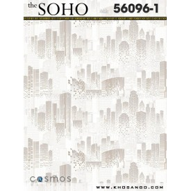 Giấy dán tường Soho 56096-1