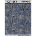 Soho wallpaper 56096-2