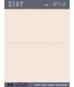 Paper Paste Wall STAY 411-2