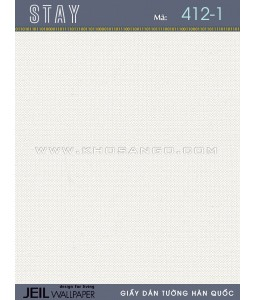Paper Paste Wall STAY 412-1