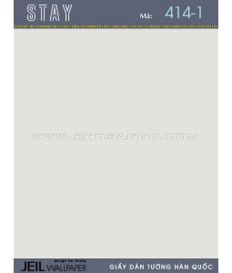 Paper Paste Wall STAY 414-1