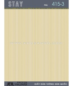 Paper Paste Wall STAY 415-3