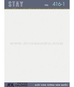 Paper Paste Wall STAY 416-1